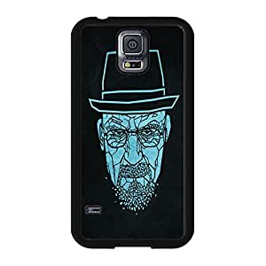 Samsung Galaxy S5 I9600 Case Cover Fashion Funny Printed Legend Criminal TV Series Breaking Bad Phone Case Cover Personalized Design