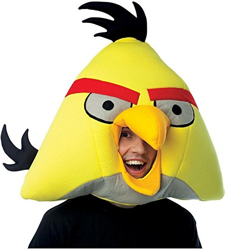 Paper Magic Group Angry Birds Yellow Bird Mask ()