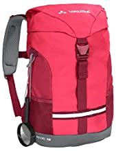 VAUDE Pecki 10 Rucksaecke10-14l, Unisex niños, bright pink, One Size