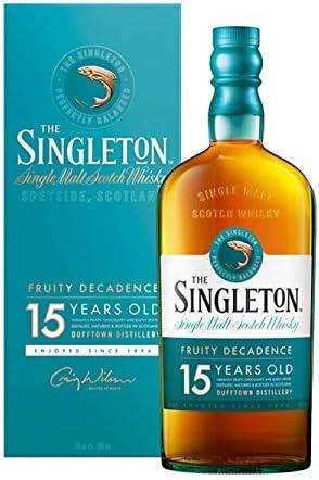The Single Ton of town Duff 15años Single Malt Scotch Whisky, 700 ml
