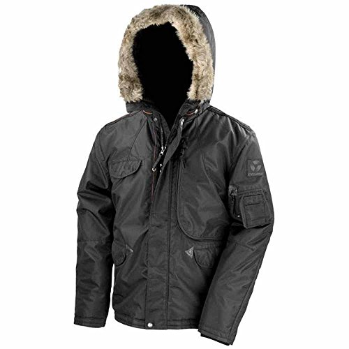 RESULT - Parka ULTIMATE CYCLONE double capuche - R073X - HOMME