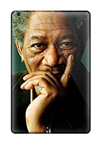 Megan S Deitz's Shop Tpu Case Cover Compatible For Ipad Mini 3/ Hot Case/ Morgan Freeman