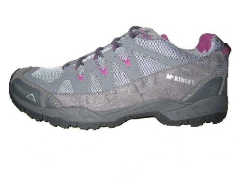 McKINLEY Multi-Schuh Stowe AQX W, d.grau/purple,36