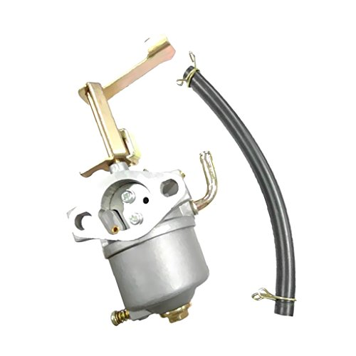 Dovewill Carburetor Carb for Buffalo GEN1100 2.8HP 1500 2000W Silver by Dovewill