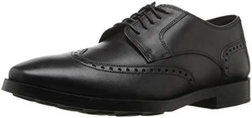 Cole Haan Men's Jay Grand Wing Ox Oxford, Black, 10 M US (Mens Oxford Shoes Cole Haan compare prices)