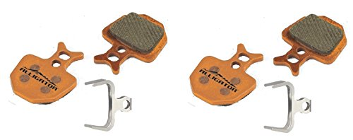 Alligator Organic MTB Bike Disc Brake Pads for Formula ORO/ K18/K24 (2 Pair) Alligator Disc
