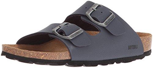 Price comparison product image Bayton Girls' Atlas Sandal, Grey, 33 Medium EU Little Kid (2 US)