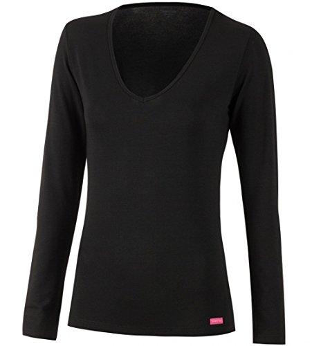 T-Shirt Thermo - Cores Básicas - 020 - Black, Grösse - S