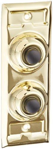 "Non-Illuminated Push-Buttons, 24VAC, 1-3/8"" Length x 5-1/..."