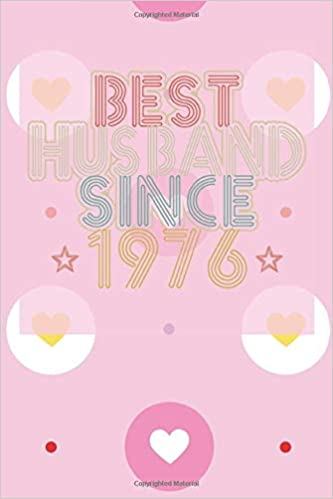 Buy Best Husband Since 1976 44th Wedding Anniversary Gift 44 Year Wedding Anniversary Gift For Husband Couple Who Married In 1976 Book Online At Low Prices In India Best Husband