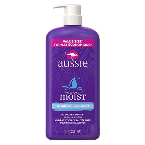 Aussie Mega Moist Conditioner, 33.8 Fluid Ounce ()