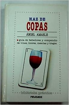 Book Haz de copas (Colección