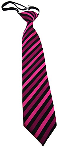 Necktie Striped TigerTie black magenta Men's purple g7EEwUq