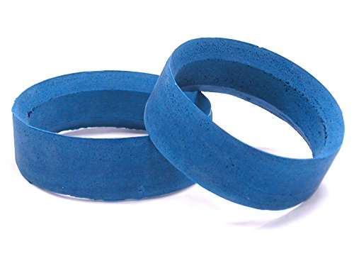 Integy RC Model Hop-ups T3391 Blue Color Firm-Thin High Traction Tire Insert for 24mm Tires 1/10 Touring Car