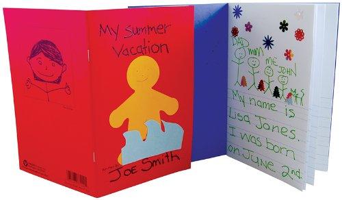 (Hygloss Paperback Blank Story Books for Children - Write & Illustrate Stories - 5.5