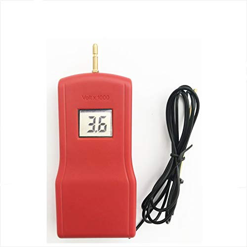 Security Popular Using Digital Electric Fence Tester With ground Probe,15000volts