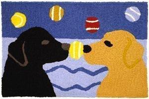 Nose to Nose Doormat-Jellybean Rug