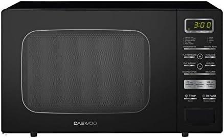 Daewoo electronics- Daewoo kog-9gpb microondas GRILL negro – 26 L ...