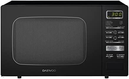 Daewoo electronics- Daewoo kog-9gpb microondas GRILL negro ...