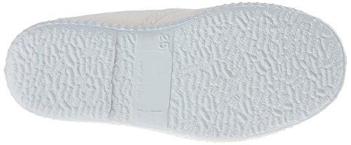 Cienta White Unisex Scarpe Tessuto Elastico 70777 zOzrPwqg
