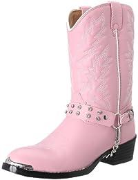 BT668-Pink Bling Bling Boot