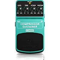 Behringer Compressor/Sustainer CS400 Ultimate Dynamics...