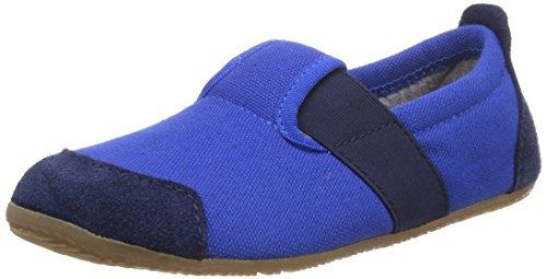 Living Kitzbühel T-modell Fußball & Spielernummer - pantuflas Niños azul - Blau (563 blue coral)