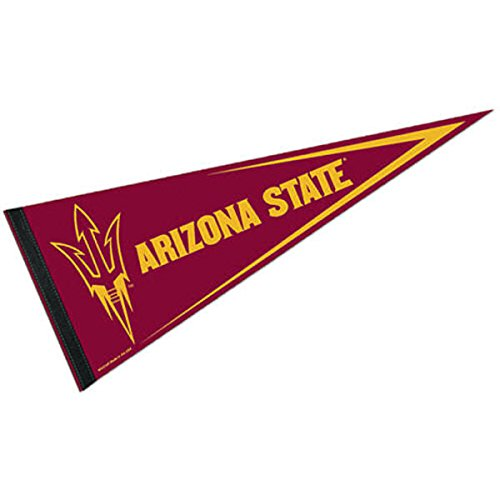 WinCraft NCAA Arizona State Sun Devils 12x30 Classic Pennant, One Size, Team Color -