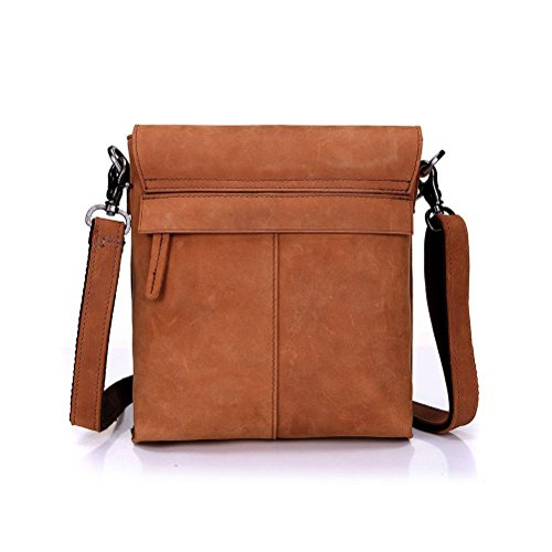 Leather Male Pouch Small Gtuko Pack Waist Shoulder Functional Mobile Bags Hook Phone Bag Genuine Crossbody Belt Men's Cowhide gSSqA1x