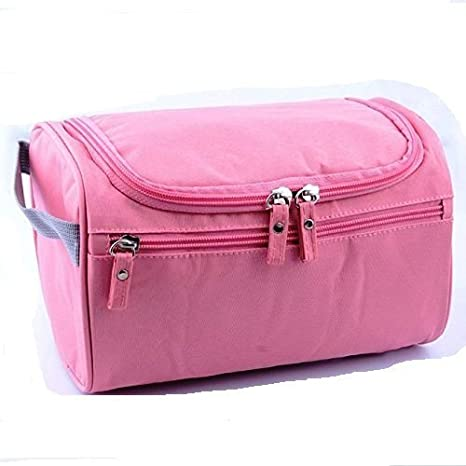 e0cb038c87 House of Quirk Hanging Fabric Travel Toiletry Bag Organizer and Dopp Kit  (16 cm x 10.01 cm x 3 cm