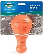 PetSafe Medium Sportsmen Squeak 'N' Treat Booya Pet Chew Toy