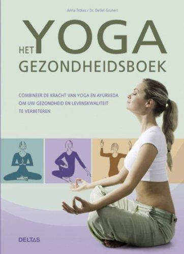 Het yoga gezondheidsboek: Amazon.es: Anna Trökes, Detlef ...