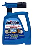 wet and forget moss - Wet and Forget Mildew Removal, Blue