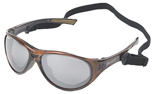 Demon K2, lunettes dalpinisme homme, Homme, K2 Marrone/Cristallo