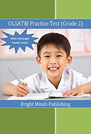 Amazon olsat practice test grade 2 with 2 full length olsat practice test grade 2 with 2 full length practice tests kindle edition fandeluxe Gallery