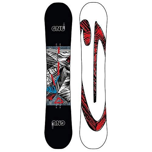 2020 Snowboard - Gnu Carbon Credit Asym BTX Snowboard 2020 (150)