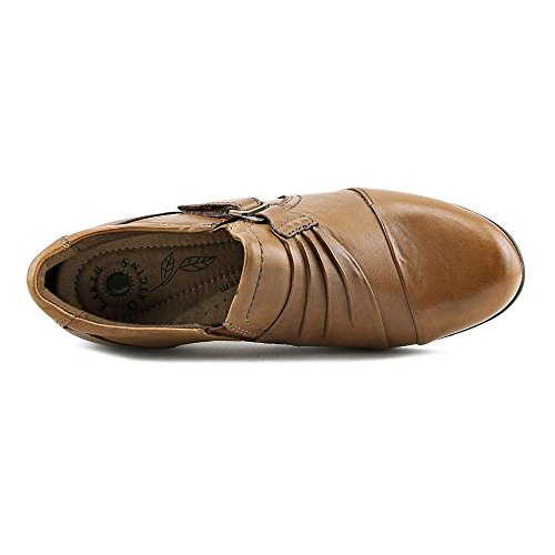 Earth Origins Womens, Honor Mid Heel Pump Almond