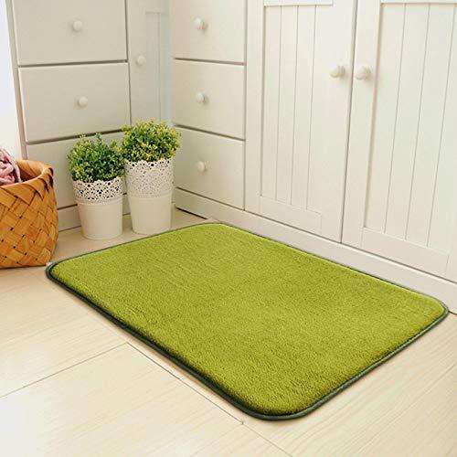 lzndeal Door Mat,Non Slip Backing,Indoor//Outdoor,Coral Fleece,Magic Non Slip Door Mat Dirts Trapper Indoor Super Absorbent Doormat