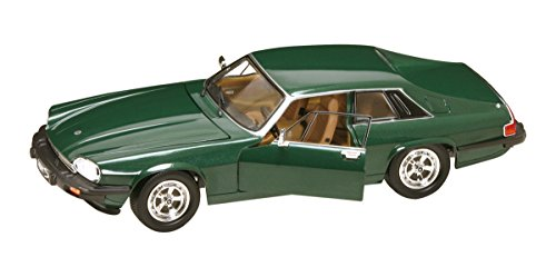 Road Signature 92658 Scale 1:18 1975 Jaguar XJS, Green