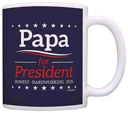 Grandpa Birthday President Fathers Coffee