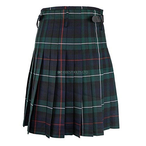 Best Kilts Men's Scottish 5 Yard Party Kilt Mackenzie (34''-36'') by Best Kilts (Image #2)