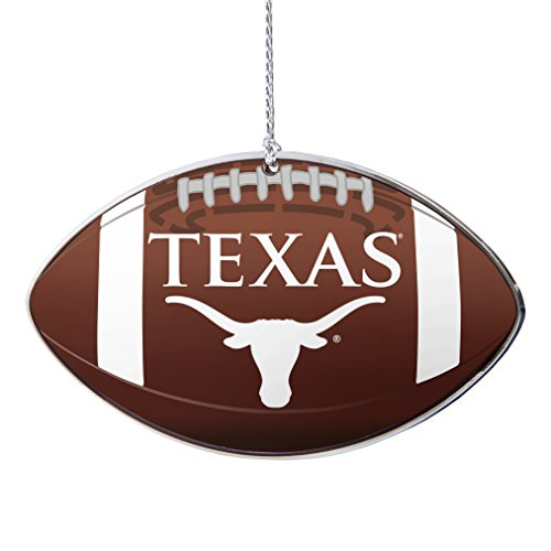(NCAA Texas Longhorns Metal Football)