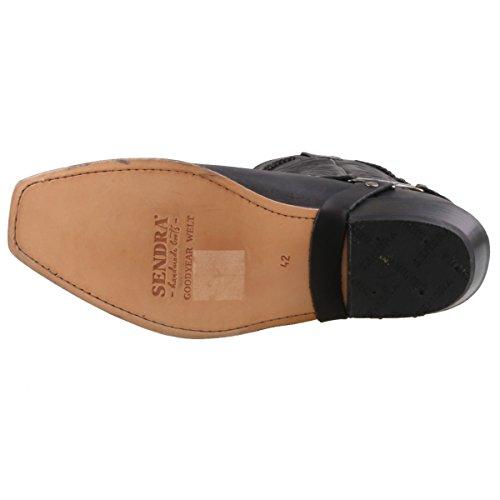 Sendra Boots - Botas de cuero para hombre negro negro negro - negro
