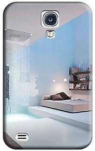 Sangu Dream Room Hard Back Shell Case / Cover for Galaxy S4