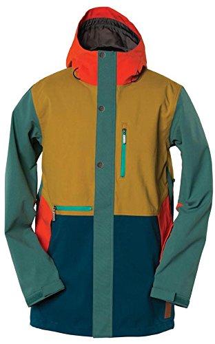 Bonfire Bagby Snowboard Jacket Mens Sz M