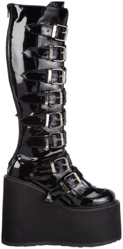 Demonia Femme Swing Bottes Swing Demonia 815 fndwqv