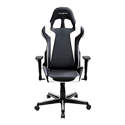 DXRacer Formula Series DOH/FH00 edge Edition Racing Bucket Seat Office Chair Gaming Chair Ergonomic Computer Chair eSports Desk Chair Executive Chair Furniture with Free Cushions by DXRACER USA LLC
