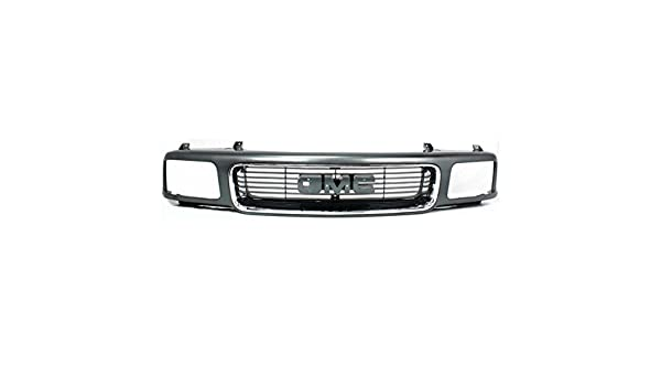 Partslink Number GM1200355 OE Replacement GMC S15 Grille Assembly
