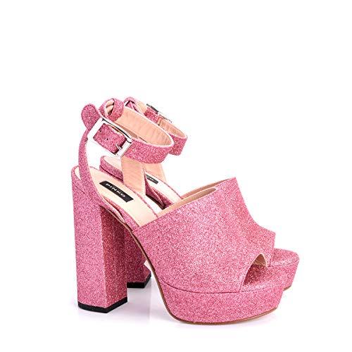 pour Escarpins Femme Rose Rose Pinko AxXwZ8nBqB