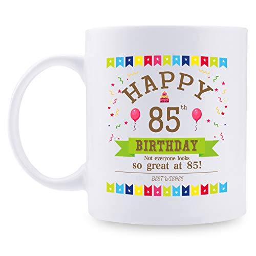Happy 85th Birthday Coffee Mug